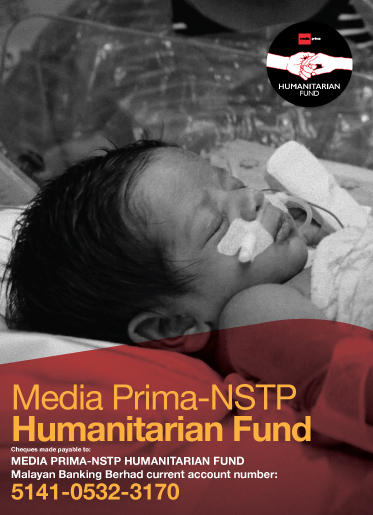 Media Prima-NSTP Humanitarian Fund